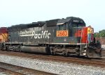 UP SD45 2683