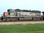 SP 8594 seen on CS 123