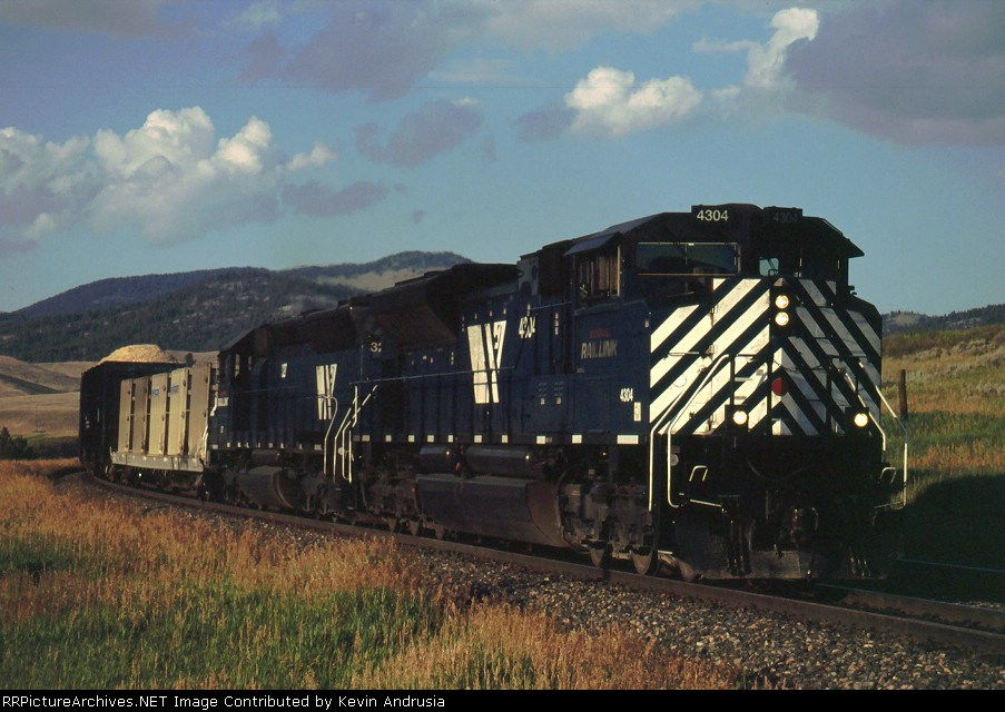 MRL 4304 West