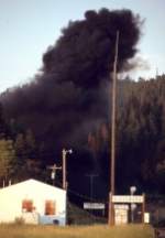 KCKPAS Erupts From Mullan Tunnel