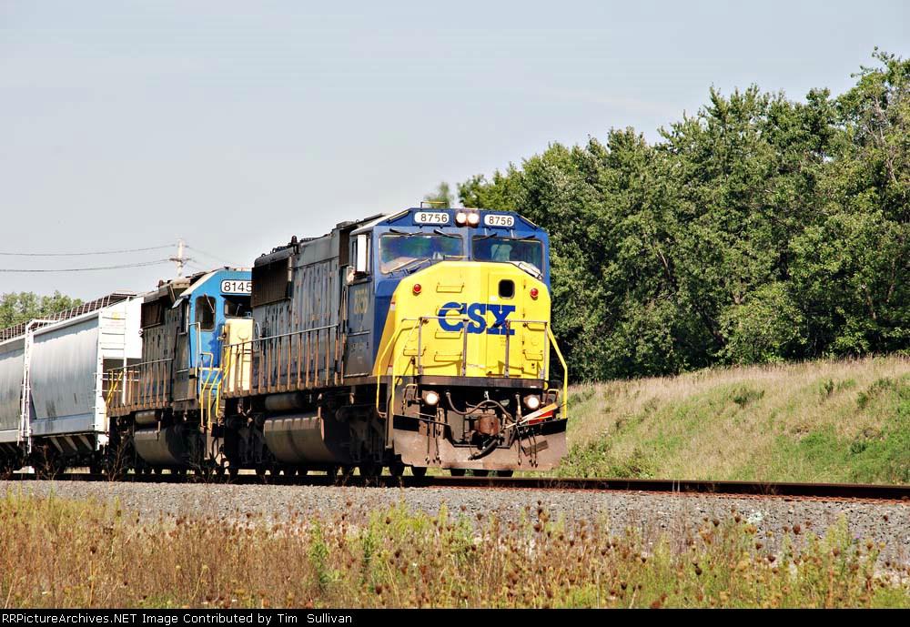 CSX 8756