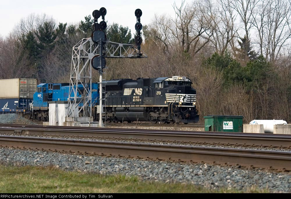 NS 2701 and NS 8467