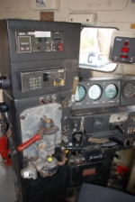 Inside CSX 6032