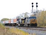 CSX 5218 and 5006