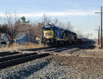 CSX 5903 with Q388-08 eastbound