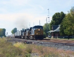 CSX 5493 rerouted