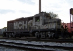Grain Elevator Switcher Ex-ATSF MCHX 2005 GP7u