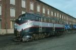 New Jersey Deportment of Transportation (NJT) EMD E8A No. 4253