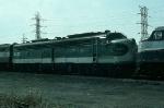New Jersey Department of Transportation (NJT) EMD E8A No. 4331