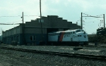 New Jersey Department of Transportation (NJT) EMD E8A No. 4323