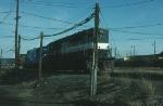 New Jersey Department of Transportation (NJT) EMD GP40P No. 4112