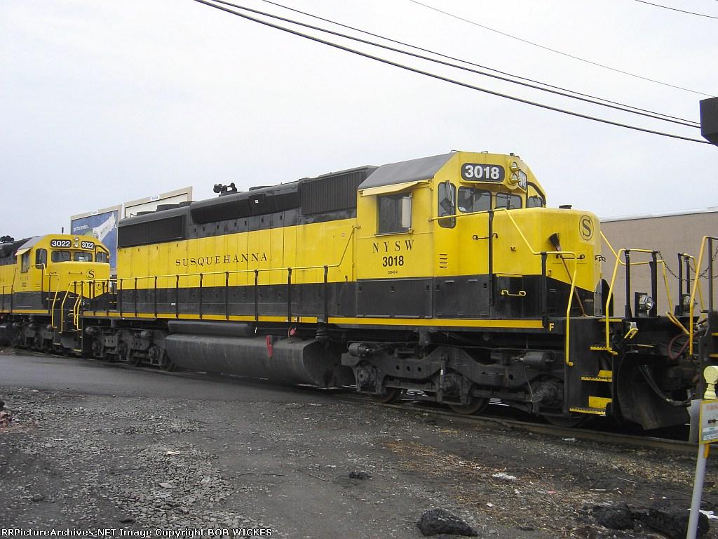 NYSW 3018