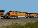"BNSF 4666 ""SIGN OF THE DEVIL"""
