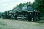 "Union Pacific Railroad (4-8-8-4) ""Big Boy"" Steam Locomotive No. 4012"