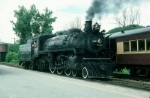Canadian Pacific Railway (4-6-2) Steam Locomotive No. 1246