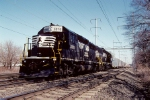 Norfolk Southern on the Northeast Corridor