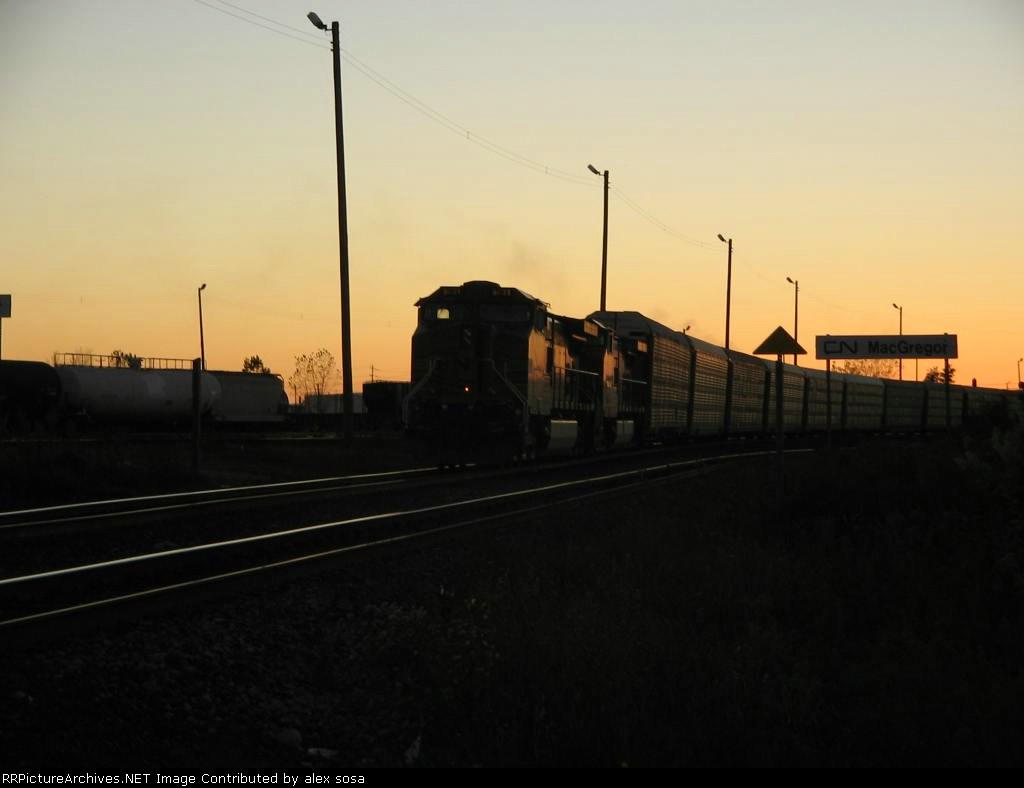 BNSF 4062