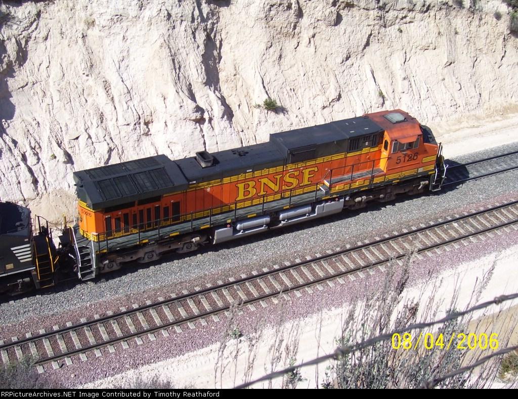 BNSF 5126