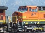 BNSF 817