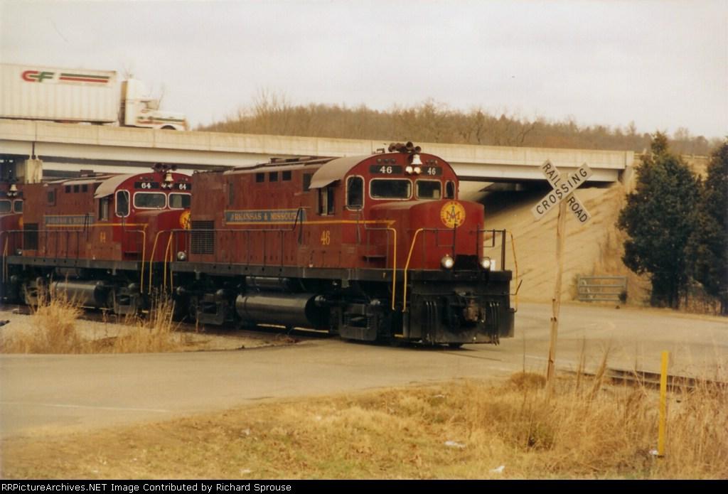 AM 46 & 64 (ALCO C420s)