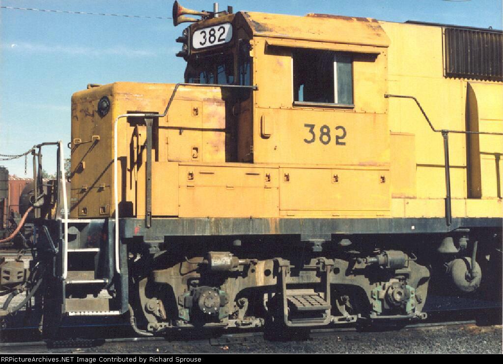 MKT 382 ex Kennecott Copper (GP-39-2) Creative Number
