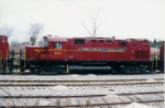 AM 66 (ALCO C420) After Repainting