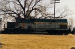 AM 66 (ALCO C420) Before Repaint