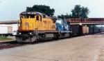 UP 9130 (C40-8) & CR 5634 (SD60I)