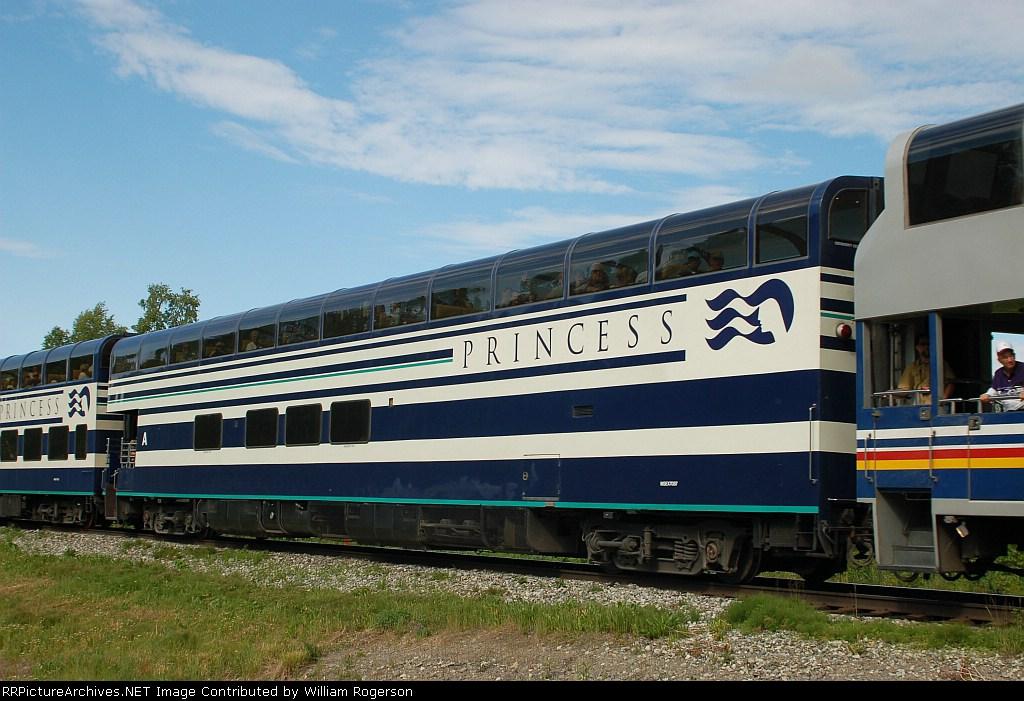 Princess Cruise Lines (MSEX) Ultradome Car No. 7087