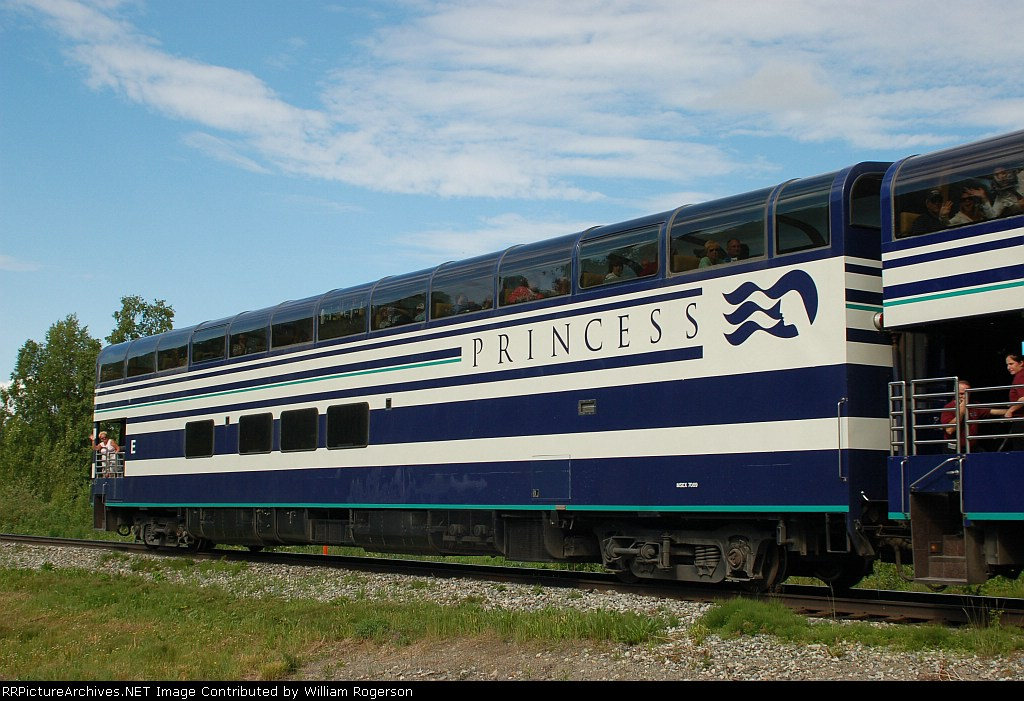 Princess Cruise Lines (MSEX) Ultradome Car No. 7089