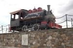 Alaska Railroad (ARR) Davenport 0-4-0T Steam Locomotive No. 1