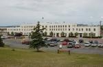 Alaska Railroad (ARR) Depot and Davenport 0-4-0 Sream Locomotive No. 1