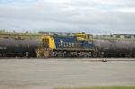 Alaska Railroad (ARR) EMD MP15DC No. 1553