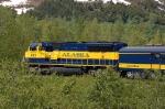 Alaska Railroad (ARR) EMD SD70MAC No. 4319