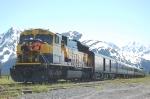 Alaska Railroad (ARR) EMD SD70MAC No. 4318