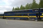 Alaska Railroad (ARR) Passenger Car No. 651
