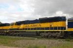 Alaska Railroad (ARR) EMD SD70MAC No. 4317
