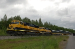 "Alaska Railroad's ""Denali Star"" Passenger Train"
