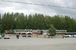 Alaska Railroad (ARR) Budd RDC2 No. 711 and RDC3 No. 701