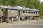 Alaska Railroad (ARR) Budd RDC3 No. 701