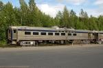 Alaska Railroad (ARR) Budd RDC2 No. 711