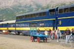 Alaska Railroad (ARR) Ultradome Car No. 652