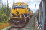 Alaska Railroad (ARR) EMD SD70MAC No. 4323