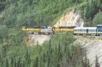 """Alaska Railroad's """"Denali Star"""""""