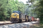 CSX 237 on L647 heading south