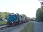 CSX 2479 on W071 heading south