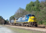 CSX 7375 on X184 heading north