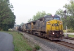 CSX 7385 on Q550 heading north
