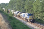 CSX 7879 on Q549 heading south