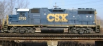 CSX 2793 (ex-CR 8226) leads MA2